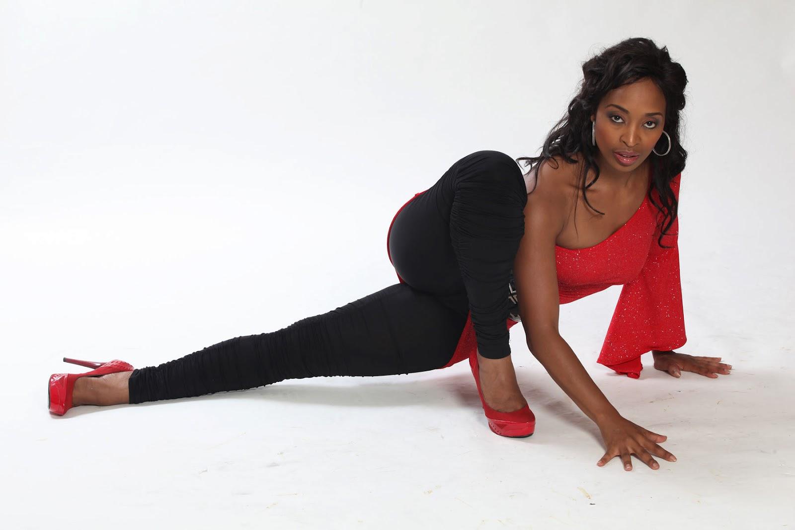 Khabonina Qubeka - South African actress