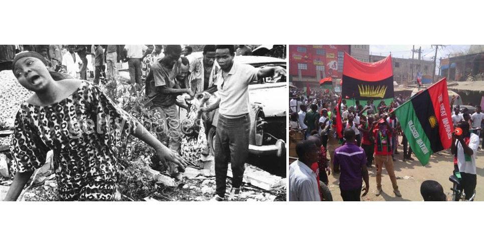 'Biafra' All Over Again
