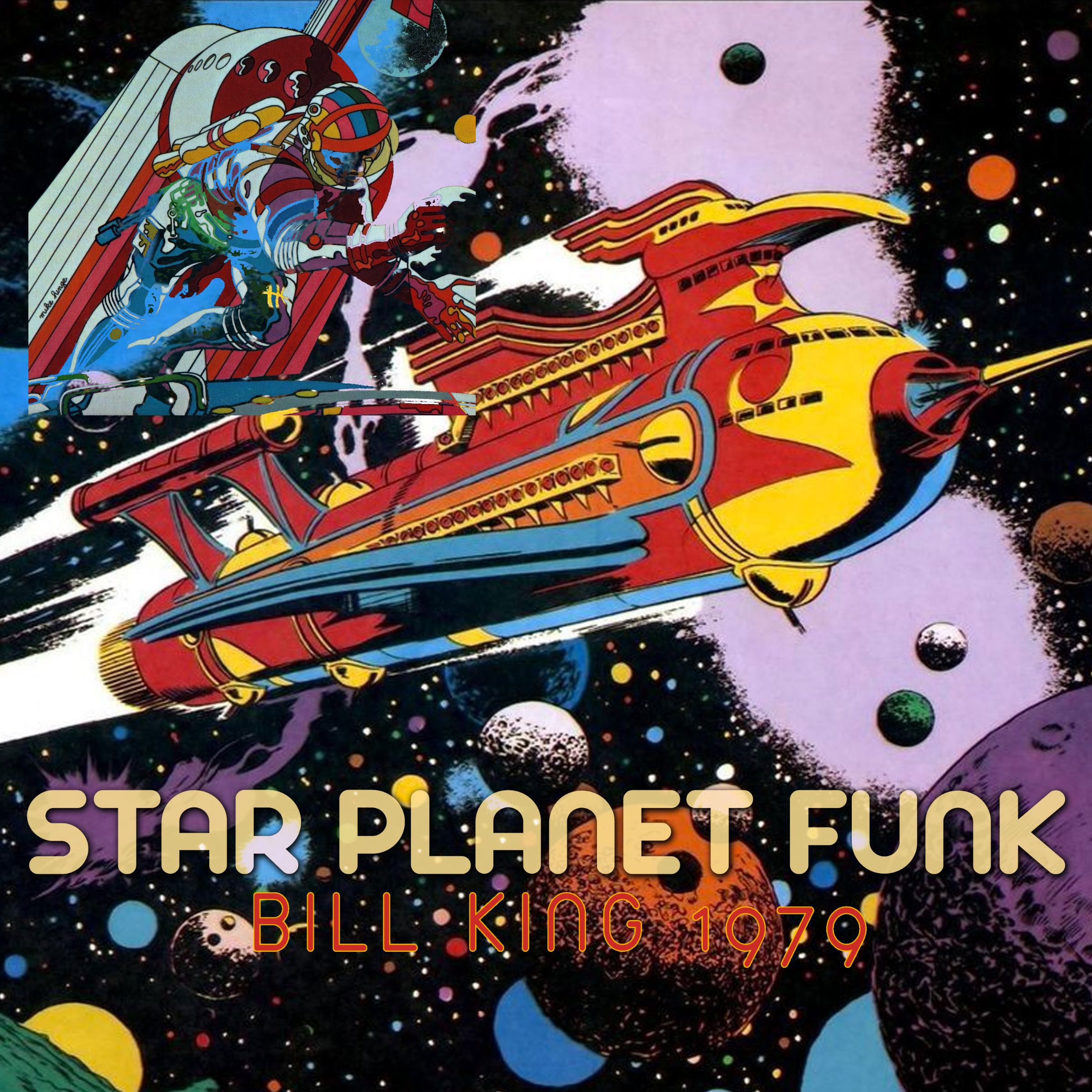 Bill King | Star Planet Funk