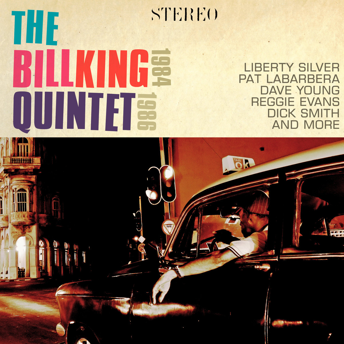 Bill King Quintet | Night Passage Years – 1984-1986