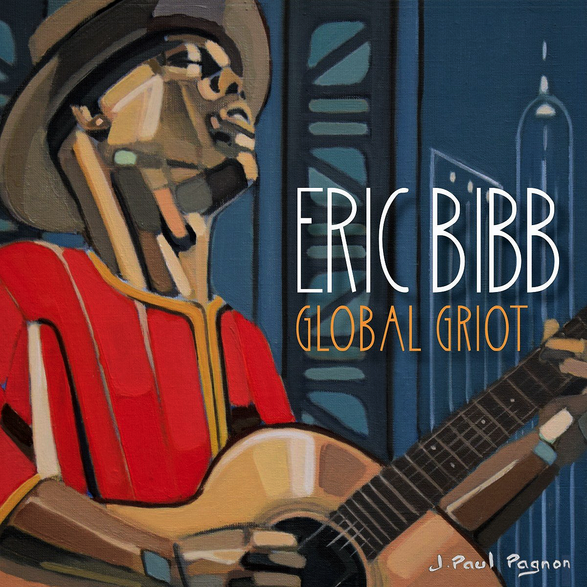 Eric Bibb | Global Griot