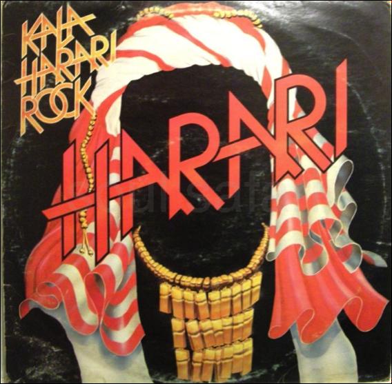 Harari - Kala Harari Rock (1979)