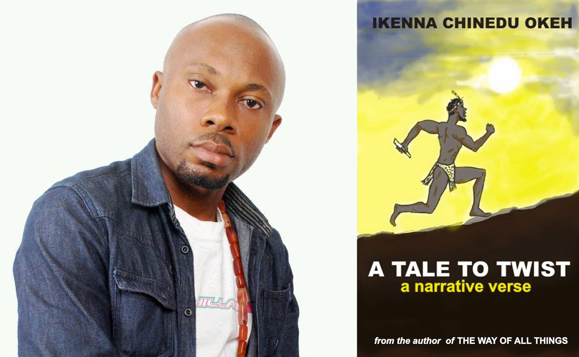 Ikenna Okeh's new e-book 'A Tale To Twist'
