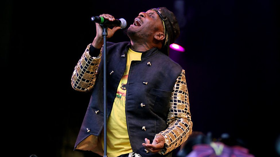 Jimmy Cliff performing 'Bongo Man' @ Glastonbury, UK & Paradiso, Amsterdam (2011)