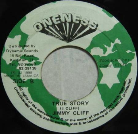 Jimmy Cliff | True Story