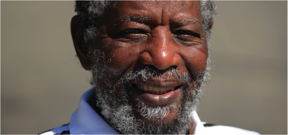 Joe 'Sdumo' Mafela | His smile will be missed