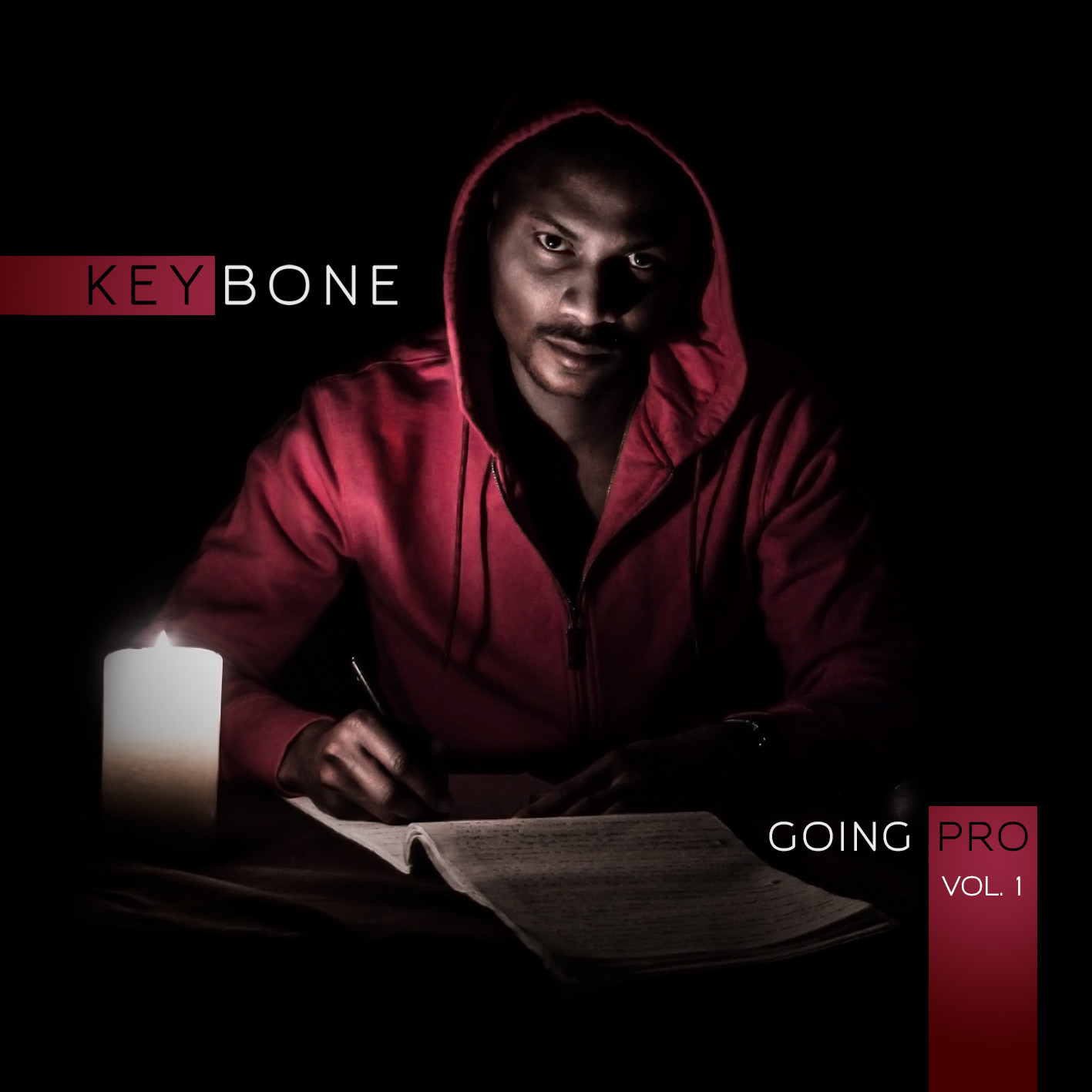 Keybone, independent rap & hip-hop artist from Nigeria.