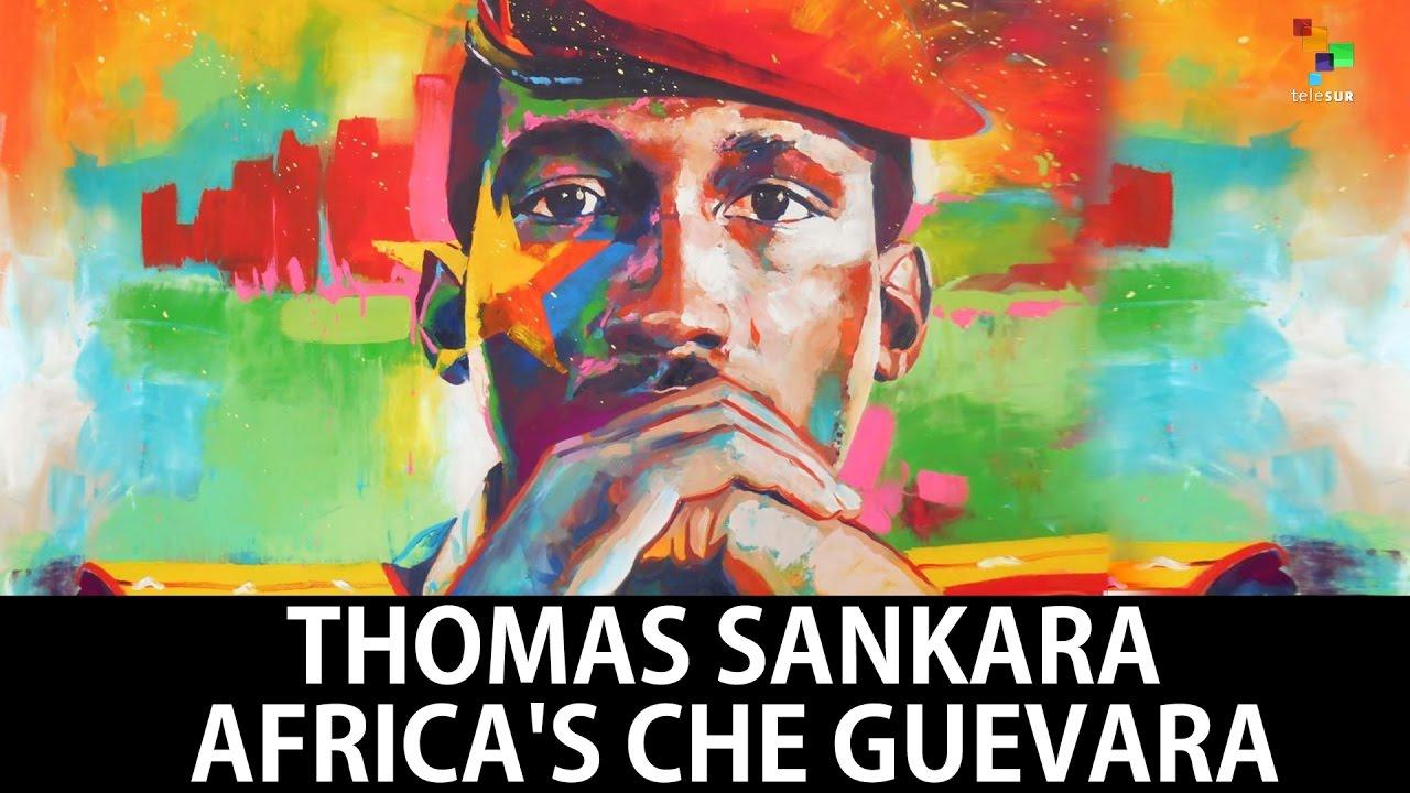 Thomas Sankara - Africa's Che Guevara