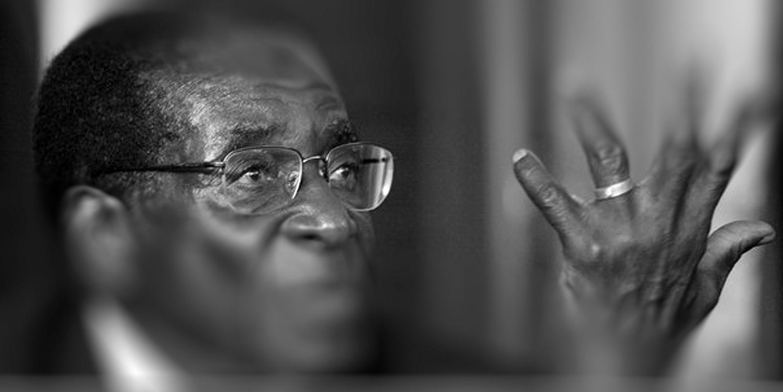 UbuntuFM | Mugabe's Ghost?