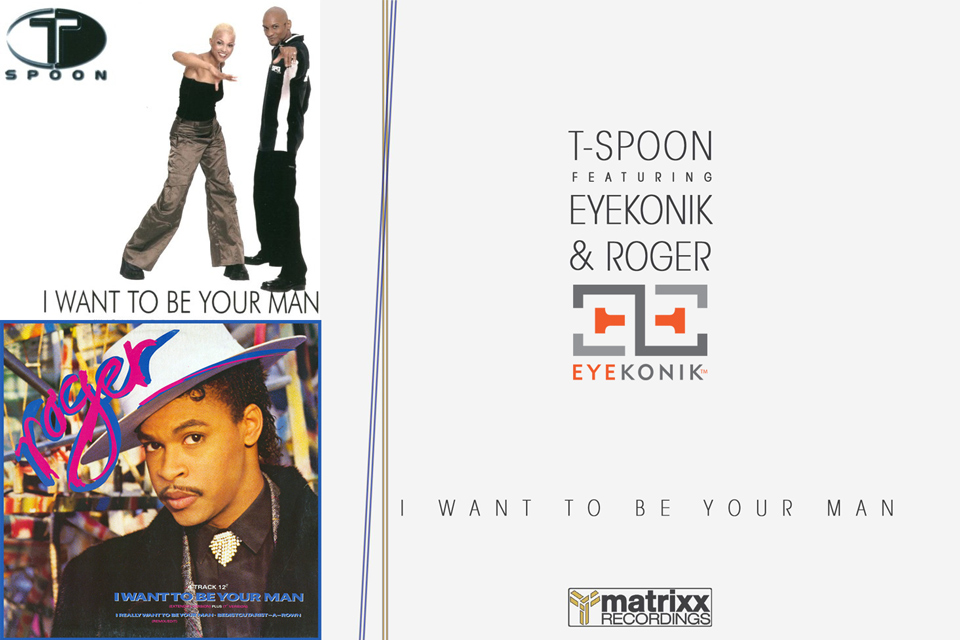 T-Spoon | I Want To Be Your Man (ft. Eyekonik & Roger)