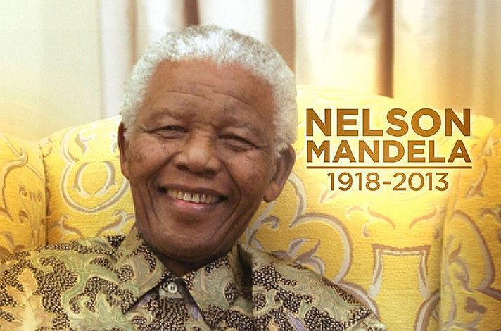 Pres. Nelson Mandela (1918-2013)