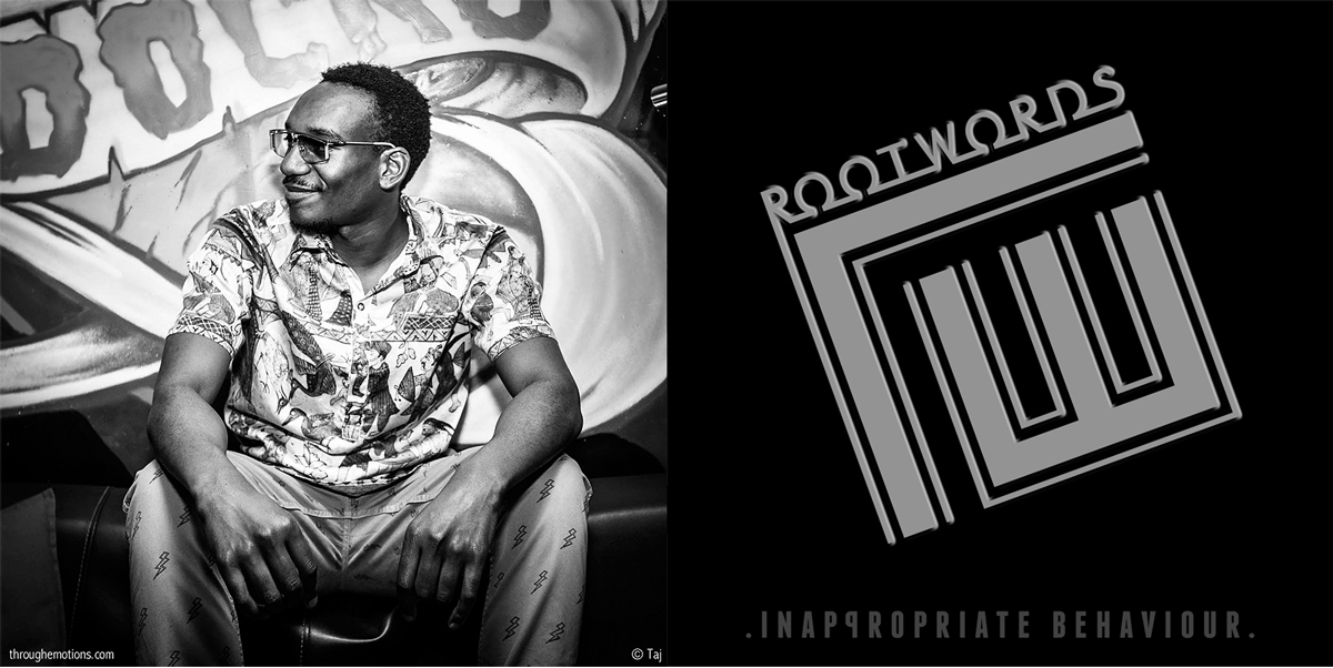 UbuntuFM meets RootWords | US Hip-Hop artist with African roots