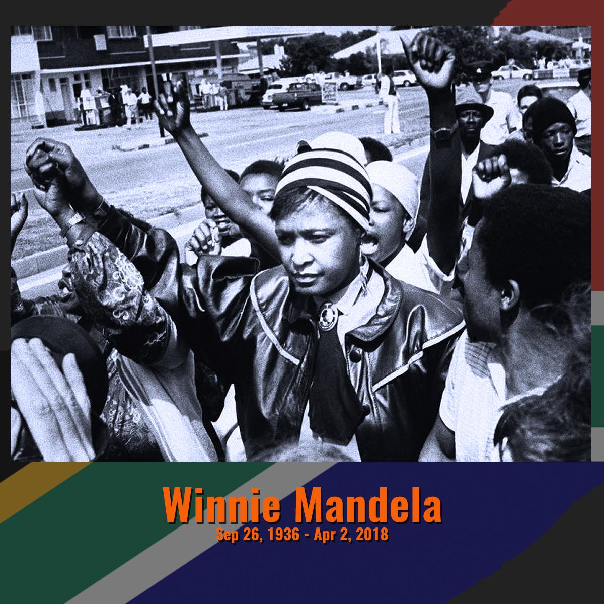 Winnie Mandela | Woman to Woman | Suthukazi Arosi