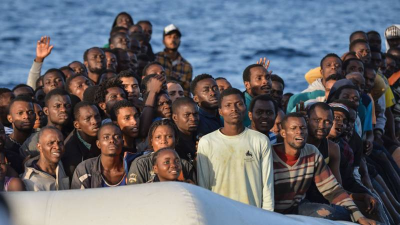 EU's migration problems
